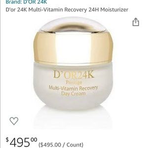 D'Or 24K Prestige Multi-Vitamin Recovery